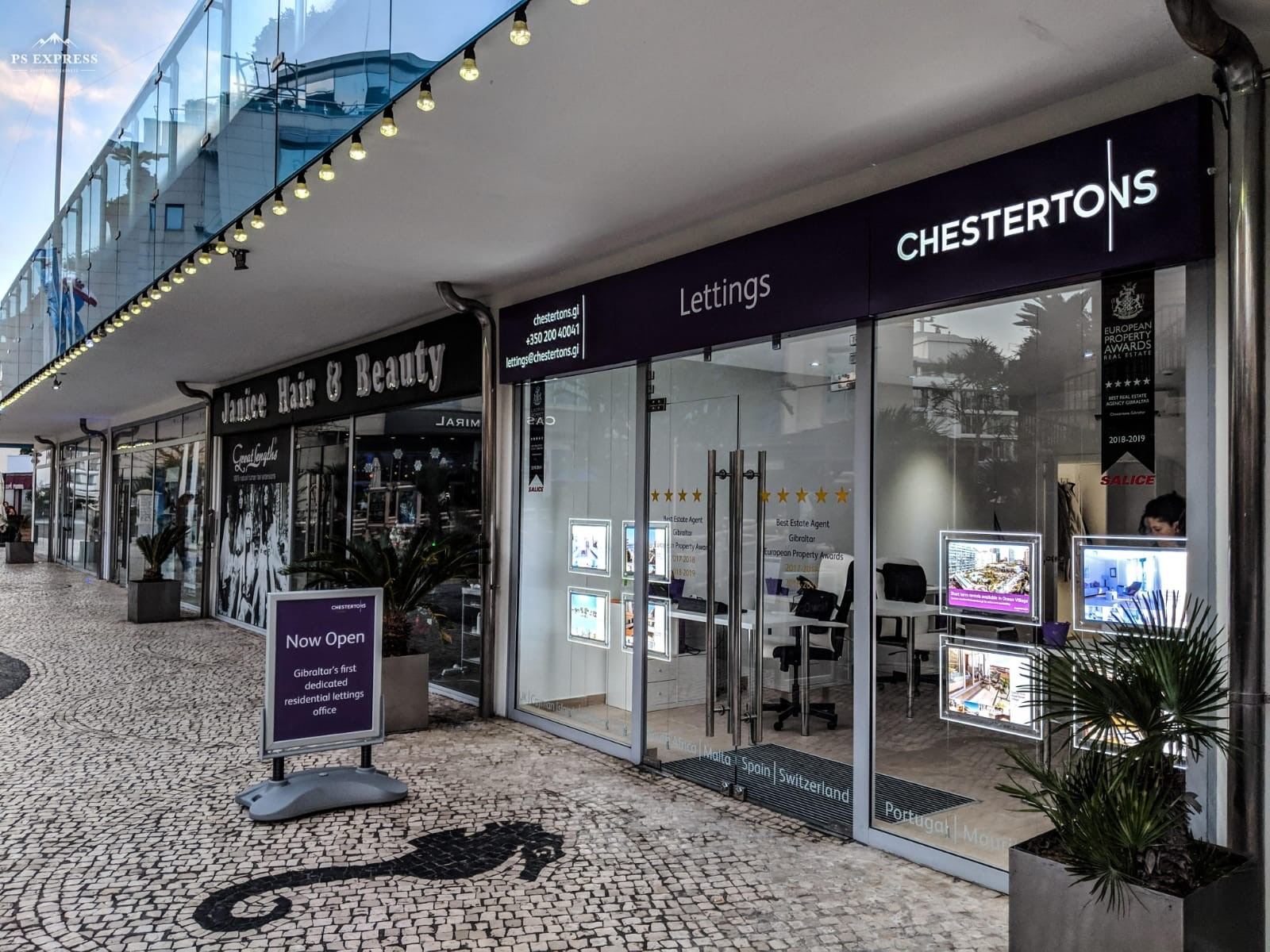 Chestertons opens Gibraltar's first dedicated Lettings office Image