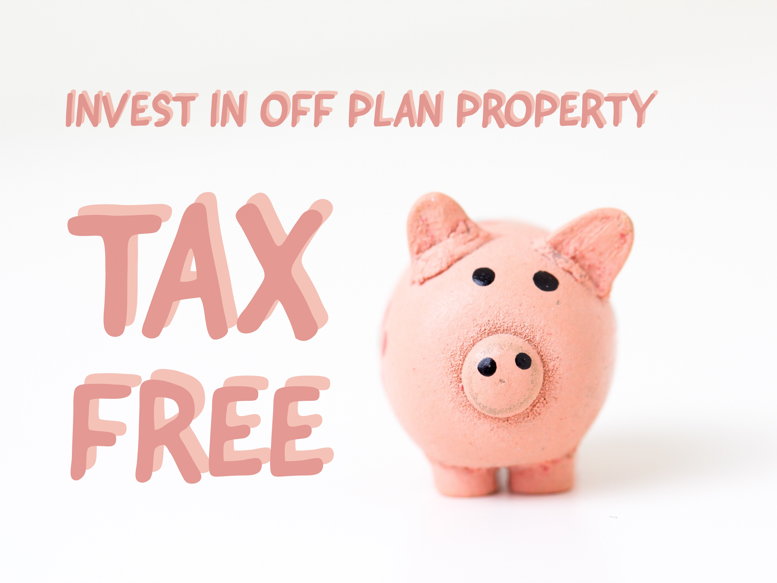 Tax free property investment Image