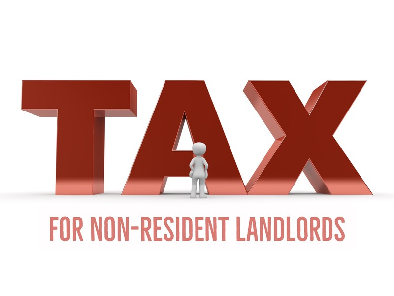 Tax Compliance Services - Non-Resident Landlords Image