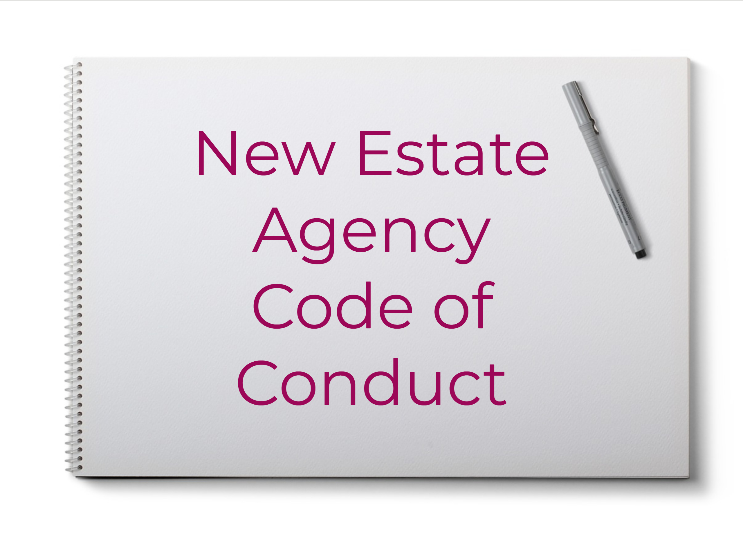 New Estate Agent Code of Conduct released Image