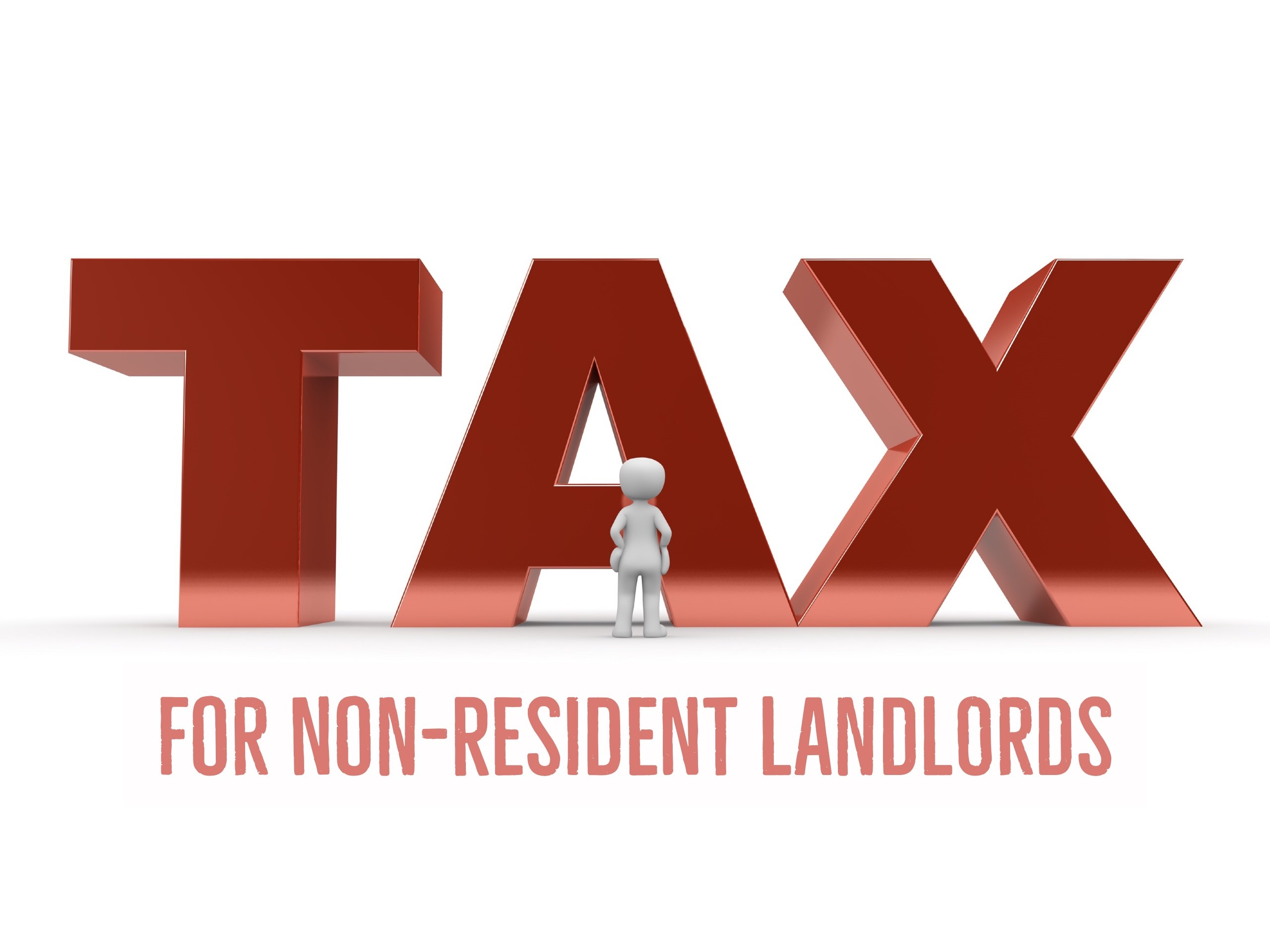Non-resident landlord tax Image