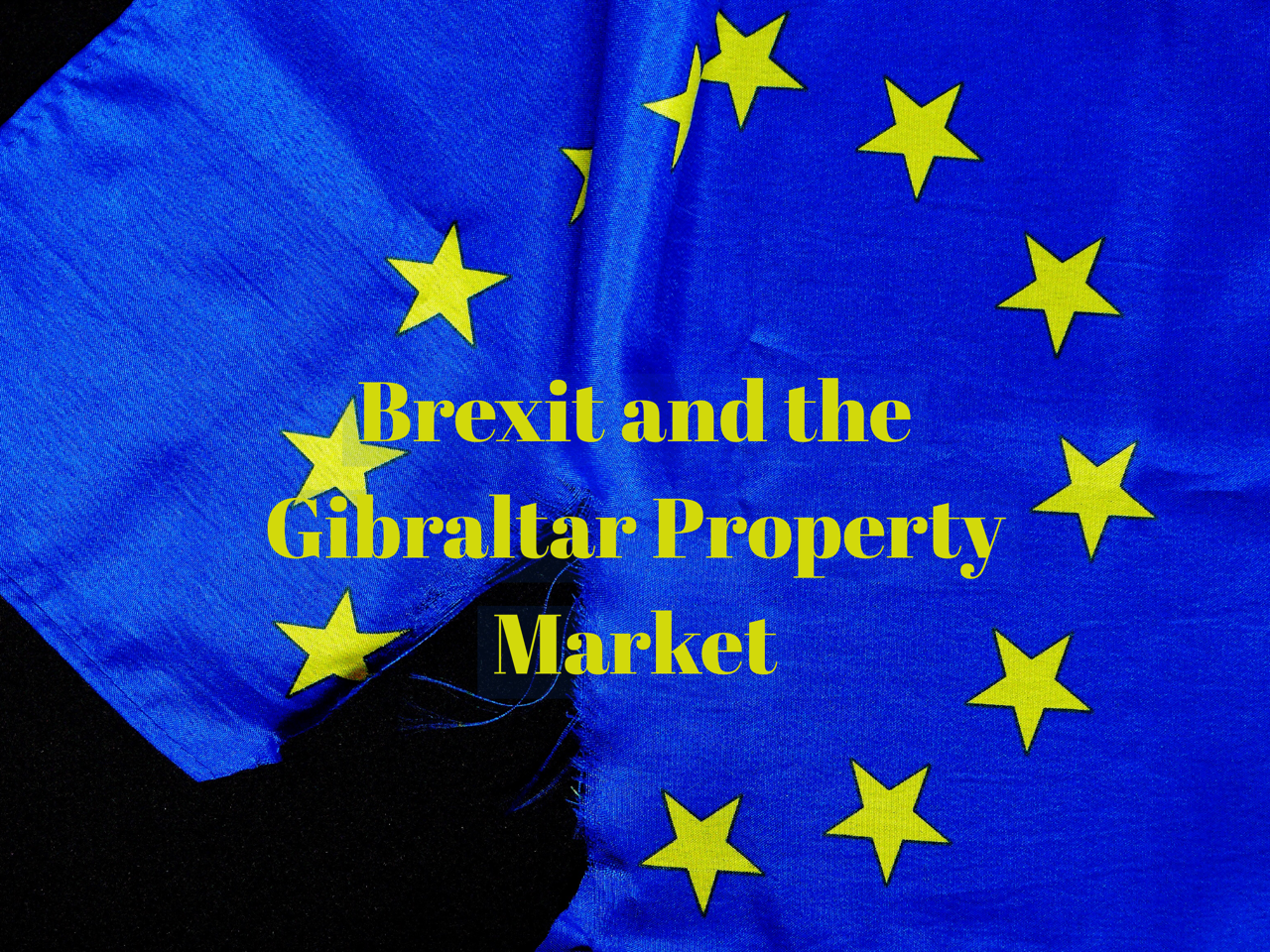 Brexit and the Gibraltar property market Image