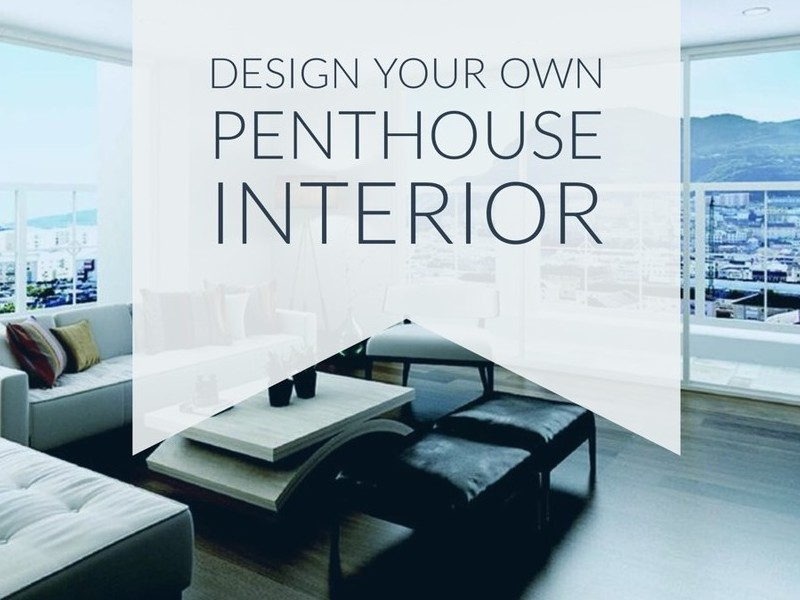 Design your own penthouse Image