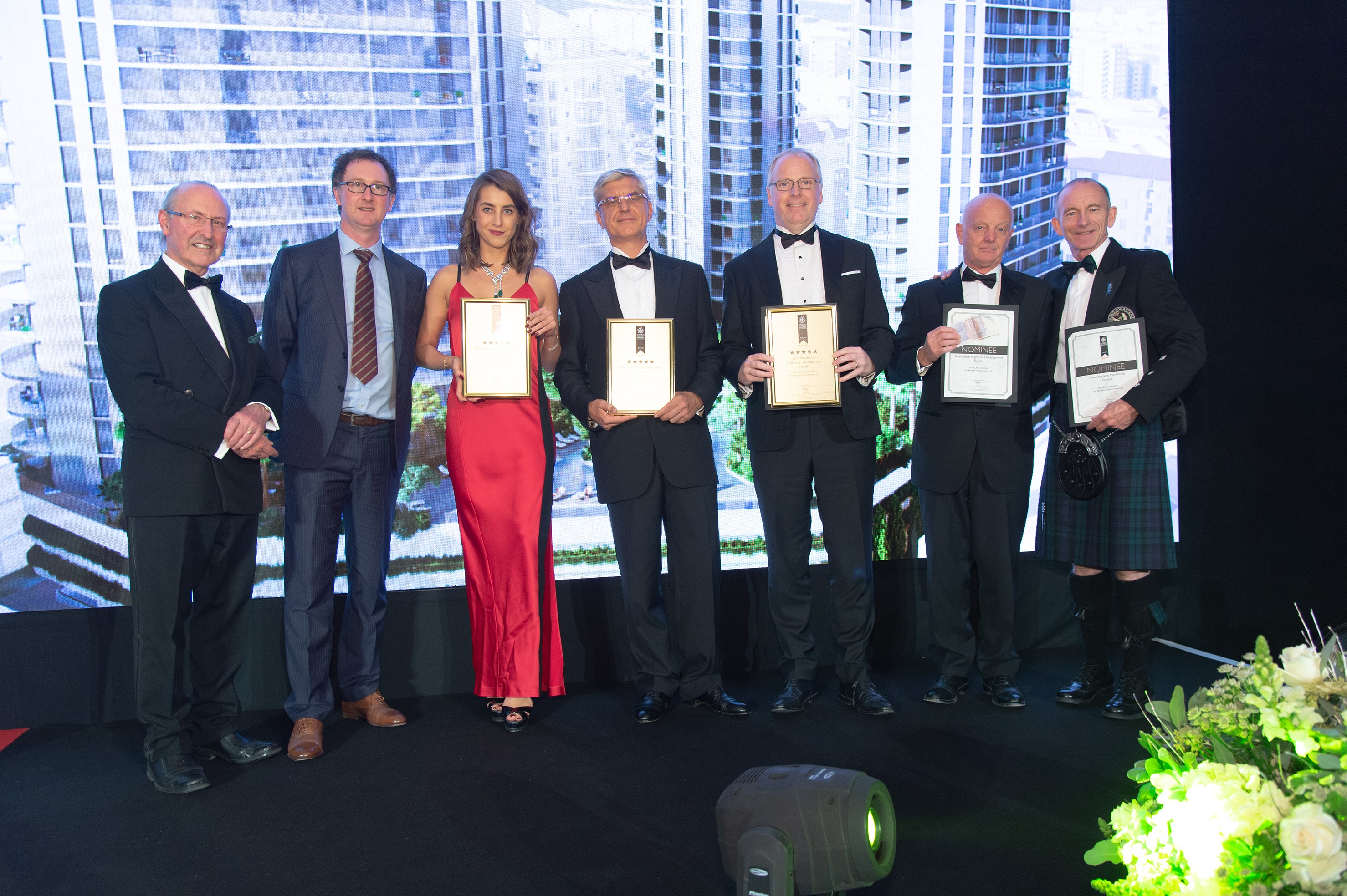 EuroCity scoops six honours at the European Property Awards Image