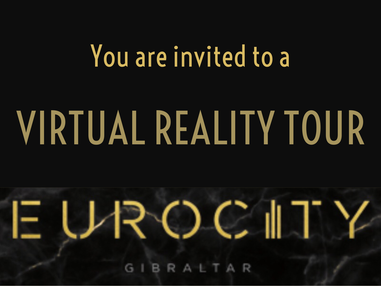 EuroCity:  Virtual Reality Tour Now Open Image